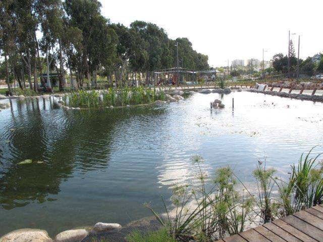 פארק נהר