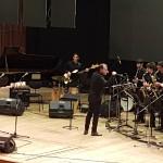 תזמורת הג'אז תיכון אלון בהיכל התרבות 16
