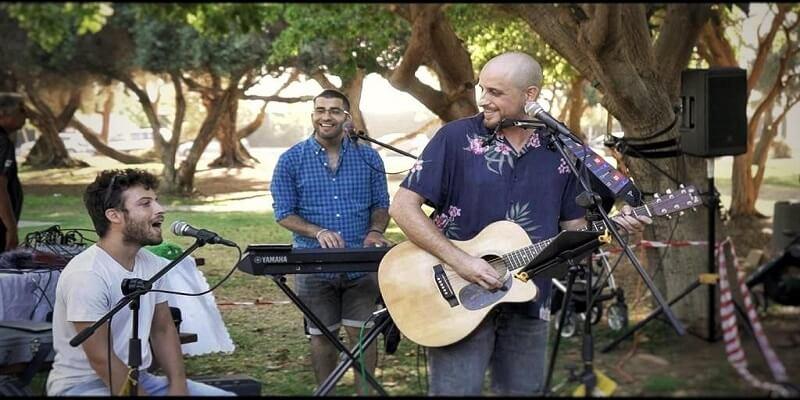 יואב והחברים -הופעה מוזיקלית לפעוטות עד גיל 3 ולהורים